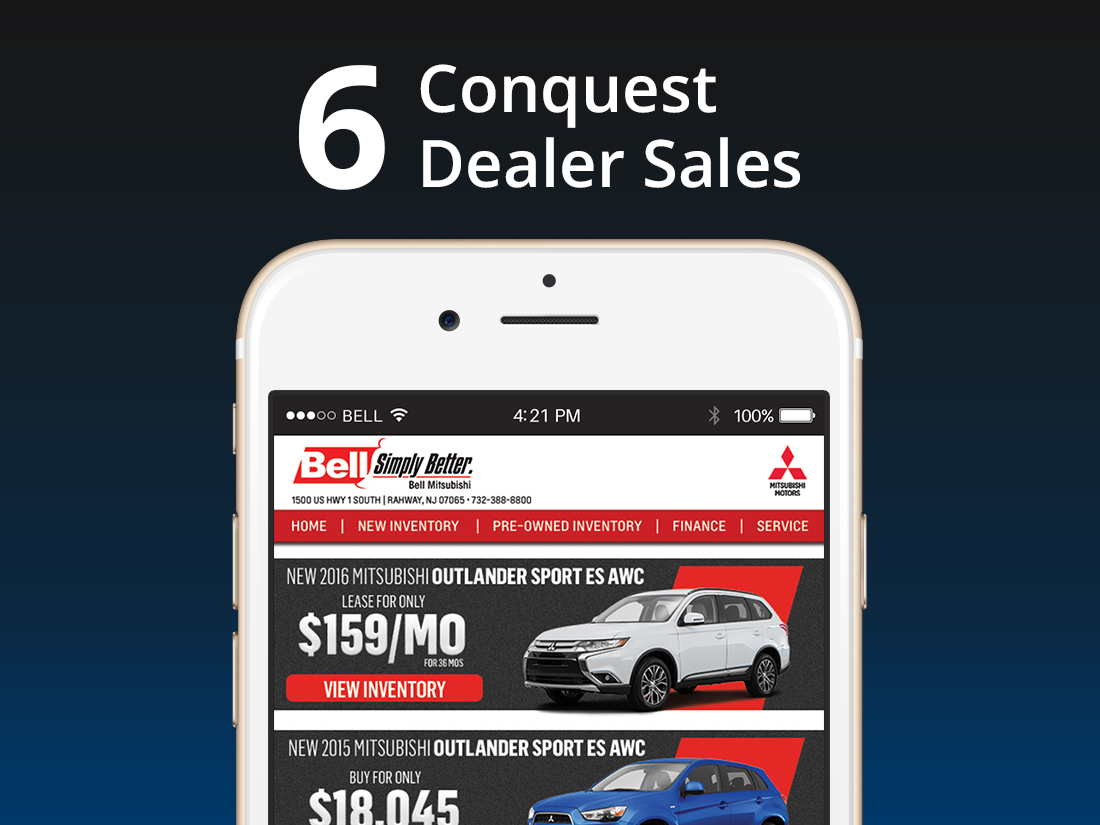 Bell Mitsubishi | Conquest Automotive
