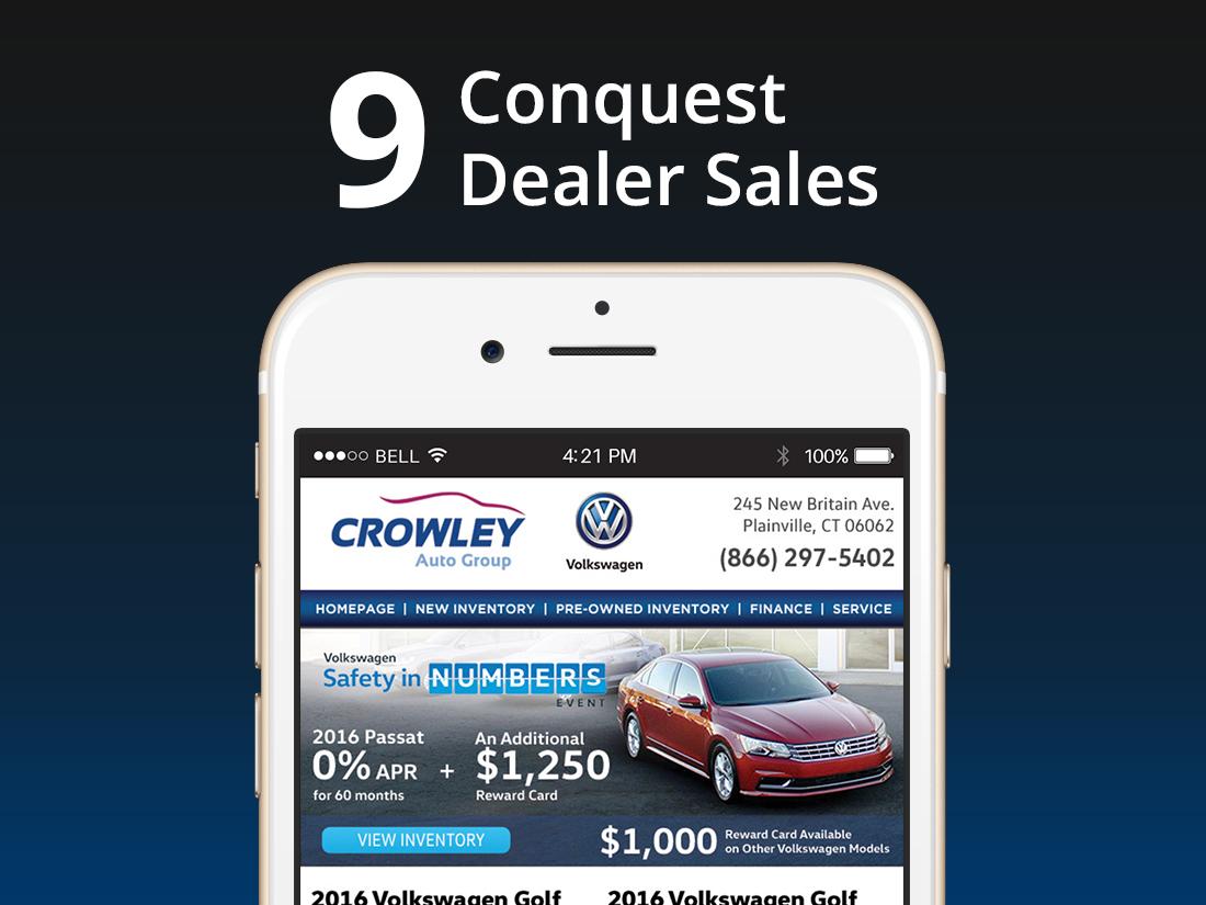 Crowley Volkswagen | Conquest Automotive