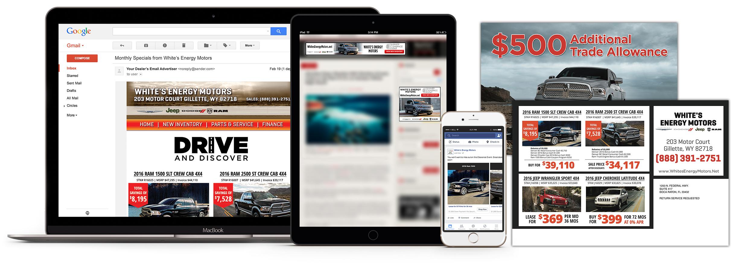 Bob Grimm Chevrolet >> White's Energy Motors | Conquest Automotive